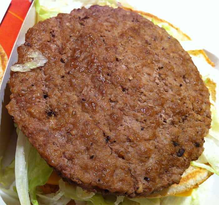 McDonalds on Keto