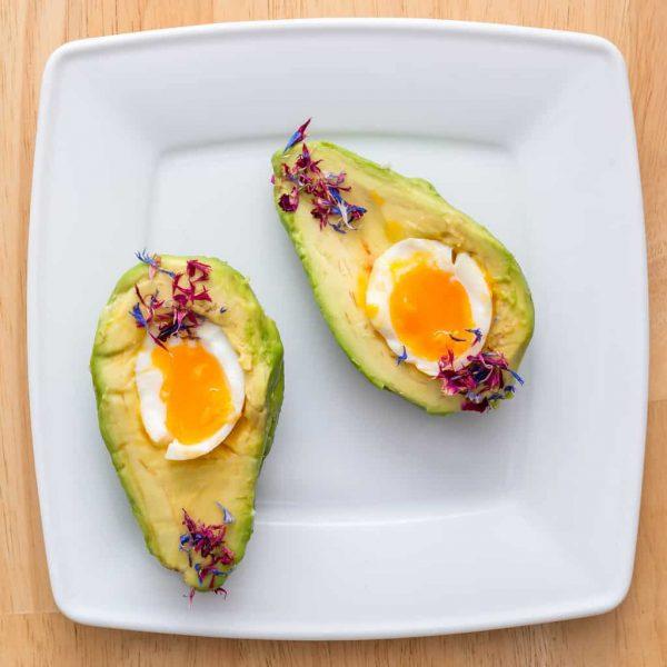 ketogenic diet avocado egg paleo