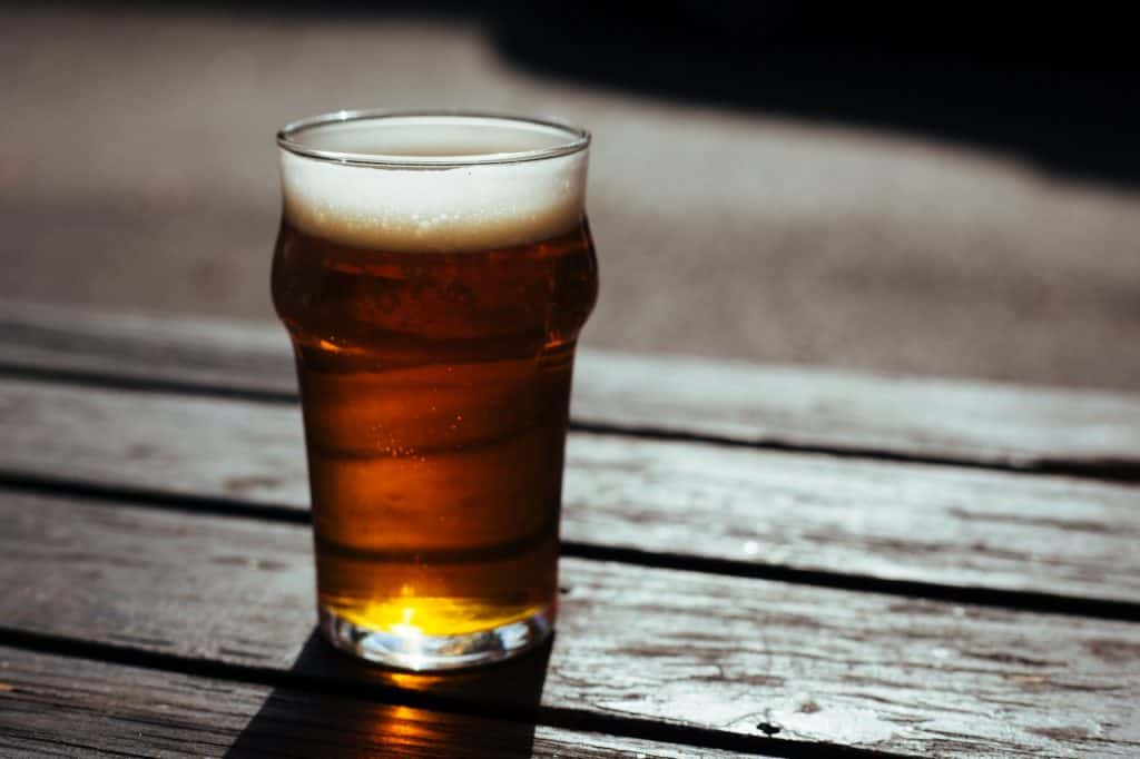 light beer ketogenic diet drinking