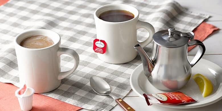 coffee hot tea cracker barrel low carb keto compatible drinks