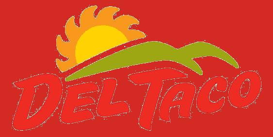 del taco logo keto options fast food