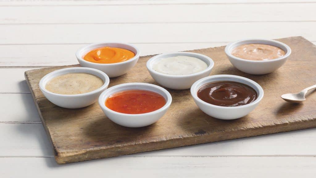 KFC sauces low carb keto compatible