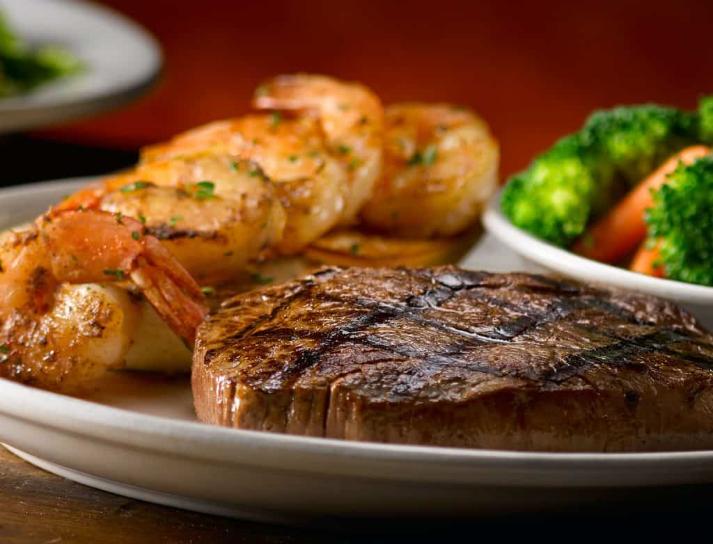 keto compatible texas roadhouse combos sirloin-grilled-shrimp