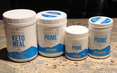 Kegenix Prime Exogenous Ketones Review