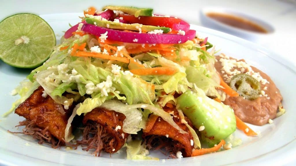on the border salad options for low carb keto eaters
