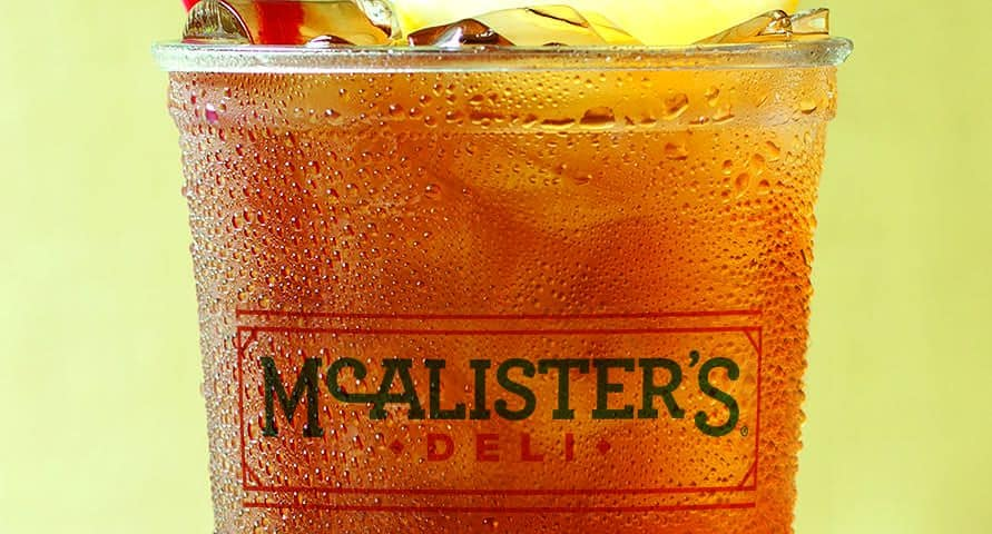 what to drink mcalister's deli keto low carb diets unsweetened iced tea