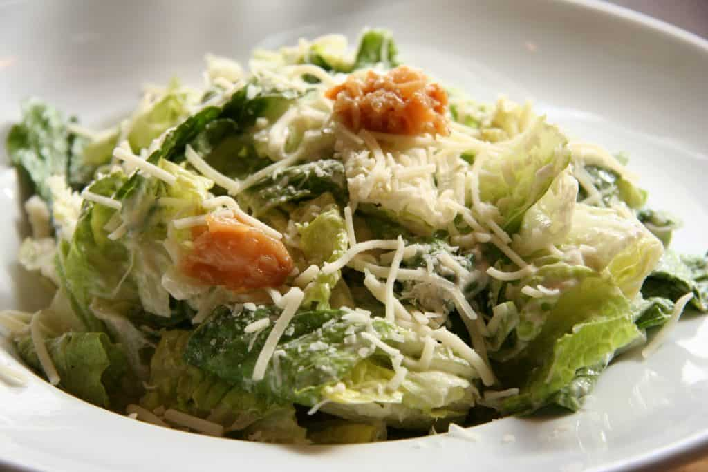 what to eat low carb keto diet famous daves caesar salad