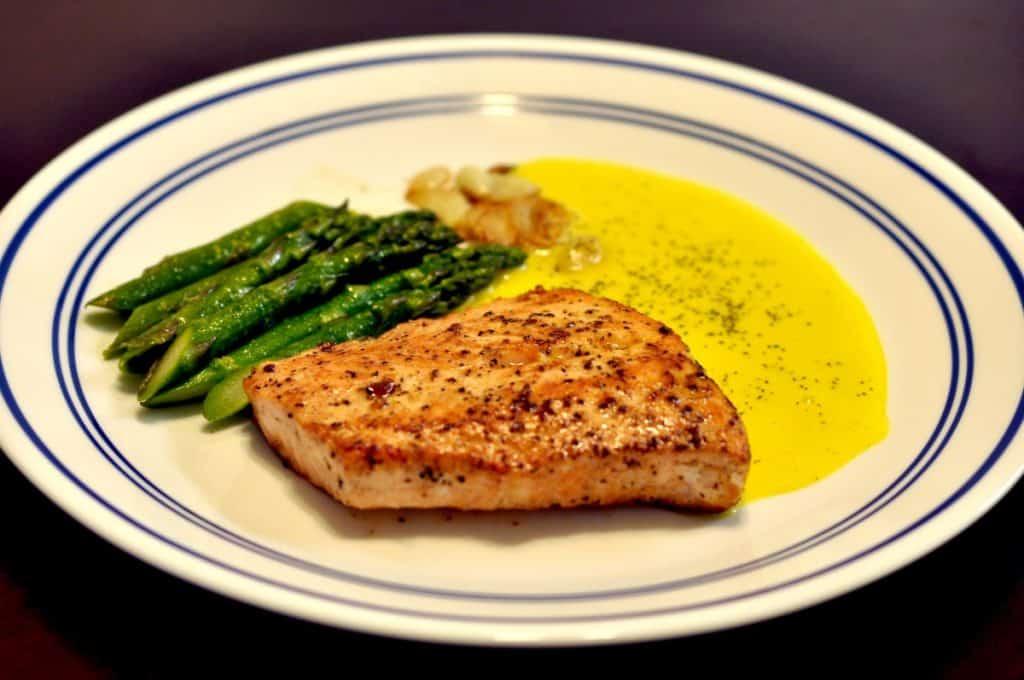 salmon bonefish grill keto compatible entree options